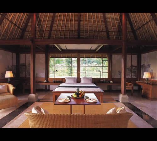 Modern Nipa Hut Design Interior Image